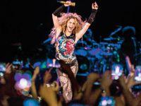 Shakira... İSTANBUL KONSERİNE LONDRA'DAN HABER GÖNDERDİ!
