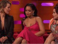 Rihanna... 'ÖZÜR DİLERİM ANNE!'
