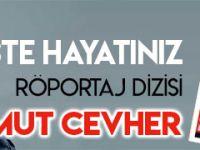 """Mahmut Cevher...""""YALNIZ HAYALLER KALDI  İLE İRAN AMBARGOSUNU DELDİM!"""""""