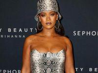 Rihanna... HAYVANSEVERLERİ KIZDIRACAK!