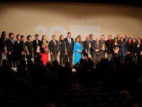 Eskişehir Uluslararası Film Festivali... PERFORMANS, EMEK VE ONUR ÖDÜLLERİYLE BAŞLADI!