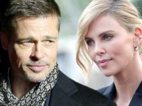 Brad Pitt - Charlize Theron... HOLLYWOOD'DA BOMBA AŞK!