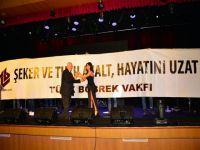 Betül Demir... KONSERİNDE ŞEKER VE TUZ EYLEMİ!..