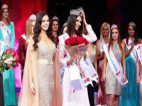 Miss Moskova Güzeli Alesya Semerenko... TACI NEDEN GERİ ALINDI?..