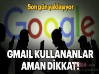 Gmail Inbox kullananlar dikkat... 2 NİSAN SON GÜN!..