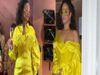 Rihanna... ŞAŞIRTAN HAREKET!..