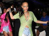 Rihanna... DOĞUM GÜNÜNÜN HAVASINI DEĞİŞTİRDİ!..