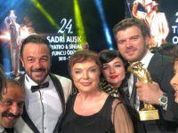 24. Sadri Alışık Tiyatro ve Sinema Oyuncu Ödülleri... SAHİPLERİNİ BULDU!..