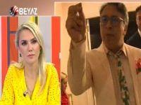 Barbaros Şansal... BEYAZ TV MUHABİRİNE SALDIRDI, MGD AÇIKLAMA YAPTI!