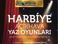 İBB Şehir Tiyatroları...'YAZ OYUNLARI'NA YOĞUN İLGİ!