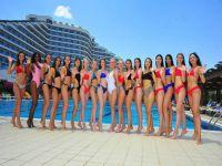 Miss Apollon Güzellik Yarışması... DİDİM'DE GÜZELLER GEÇİDİ!..