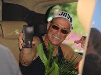 Jean Claude Van Damme...BODRUM'A GELDİ, AYAĞININ TOZUYLA BAKIN NE İSTEDİ?
