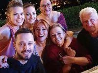 Murat Boz - Aslı Enver...DÜĞÜNDE AİLE SAADETİ!