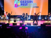 Gezgin Fest Izmir...BONEY M VE HAYKO CEPKİN ŞOVLARI İLE BÜYÜLEDİ