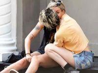 Kristen Stewart - Dylan Meyer...ÖPÜŞÜRKEN YAKALANDILAR!