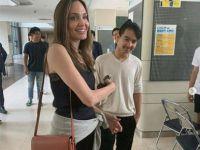 Angelina Jolie...BÜYÜK OĞLU YUVADAN UÇTU!