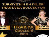 Tarkya Ödülleri... TÜRKİYE'NİN EN İYİLERİ TRAKYA'DA BULUŞUYOR!..