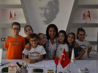 Asuman Dabak...İZMİR'DE YETENEKLİ ÇOCUKLARI ARIYOR!