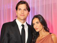 Ashton Kutcher...DEMİ MOORE'A 'ÜÇLÜ İLİŞKİ' CEVABI!