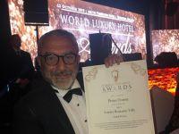 2019 World Luxury Hotel Awards... FİNLANDİYA'DA TÜRK BAYRAĞI DALGALANDI!..