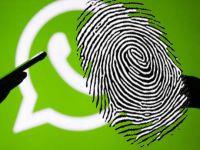 WhatsApp... PARMAK İZİ ANDROİDDE