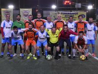 BVS Cup...CHECK-UP LAR FERHAT'TAN GOLLER OKAN KURT'TAN!
