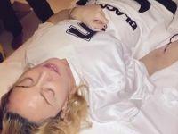 Madonna...AĞRILARINA ALTERNATİF TEDAVİ!