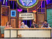 Güldür Güldür Show...TÜRK DİZİLERİ MERCEK ALTINDA!