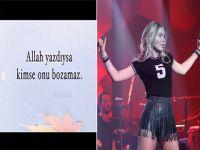 Aleyna Tilki...ÖDÜL ALDI DİYE ELEŞTİRENLERE İSYAN ETTİ!
