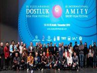 Uluslararası Dostluk Kısa Film Festivali... ÖDÜLLER SAHİPLERİNİ BULDU!..