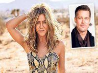 Jennifer Aniston ve Brad Pitt...15 YIL SONRA YENİDEN!