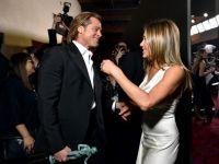 Jennifer Aniston - Brad Pitt...YILLAR SONRA SARMAŞ DOLAŞ!