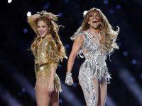 Jennifer Lopez - Shakira...İKİ LATİN YILDIZDAN SÜPER ŞOV!