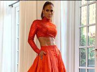 Jennifer Lopez...114 MİLYON TAKİPÇİYE BİKİNİLİ POZ!