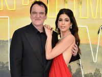 Quentin Tarantino... BABA OLDU!