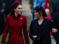 Meghan Markle - Kate Middleton...BİRİNİN DÜŞÜŞÜ DİĞERİNİN YÜKSELİŞİ!