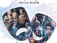 """""""Çolpan İlhan & Sadri Alışık Tiyatrosu...DÜNYA TİYATROLAR GÜNÜ VE """"EVDE KAL"""" MESAJLARI!"""
