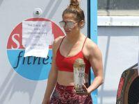Jennifer Lopez...HAYRANLARINA VERİR TALKINI, KENDİ YUTAR SALKIMI!