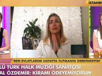 Hilal Özdemir... İMDADINA HALUK LEVENT YETİŞTİ!