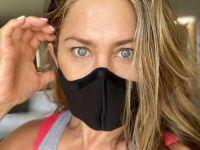 Jennifer Aniston... MASKE İSYANI, 'ŞU LANET MASKEYİ TAKIN!'