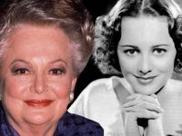 Olivia De Havilland... 'RÜZGAR GİBİ GEÇTİ'NİN SON YILDIZI DA SÖNDÜ!