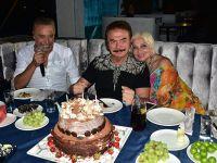 Orhan Gencebay... DOĞUM GÜNÜ'NÜ BODRUM'DA KUTLADI!