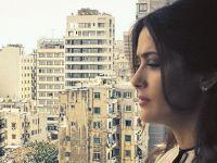 Salma Hayek... 'SENİ SEVİYORUM BEYRUT!'