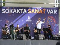 Sokakta Sanat Var... İSTANBUL'UN DÖRT BİR YANINDA SANAT FESTİVALİ VAR!