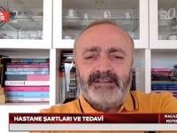 Ali Eyüboğlu... COVİD 19 GEÇİRDİ, BAŞINA GELENLERİ TEK TEK ANLATTI!