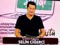 Selin Ciğerci... ÖNCE BAĞIŞ YAPTIİ SONRA MÜJDE VERDİ!