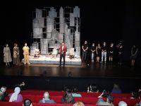 İBB Şehir Tiyatroları... 'SEN İSTANBUL'DAN DAHA GÜZELSİN' SEYİRCİYLE BULUŞTU!