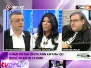Beyaz Manşet'e Nurcan Sabur ve Nuran Sultan konuk
