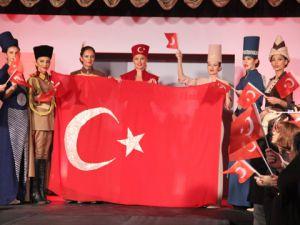 CUMHURİYETİMİZİN 92. YILINA ÖZEL DEFİLE !..