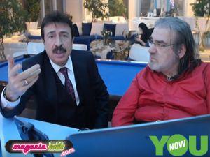 """Ahmet Selçuk İlkan… """"AYRILIKLARIN ŞAİRİ"""" YOUNOW'DA HAYRANLARIYLA KAVUŞTU!"""